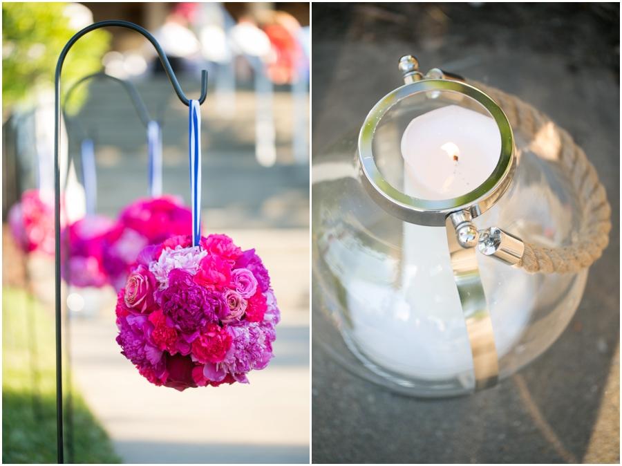 Hyatt Cambridge Resort Wedding Reception Details - Eastern Shore Events