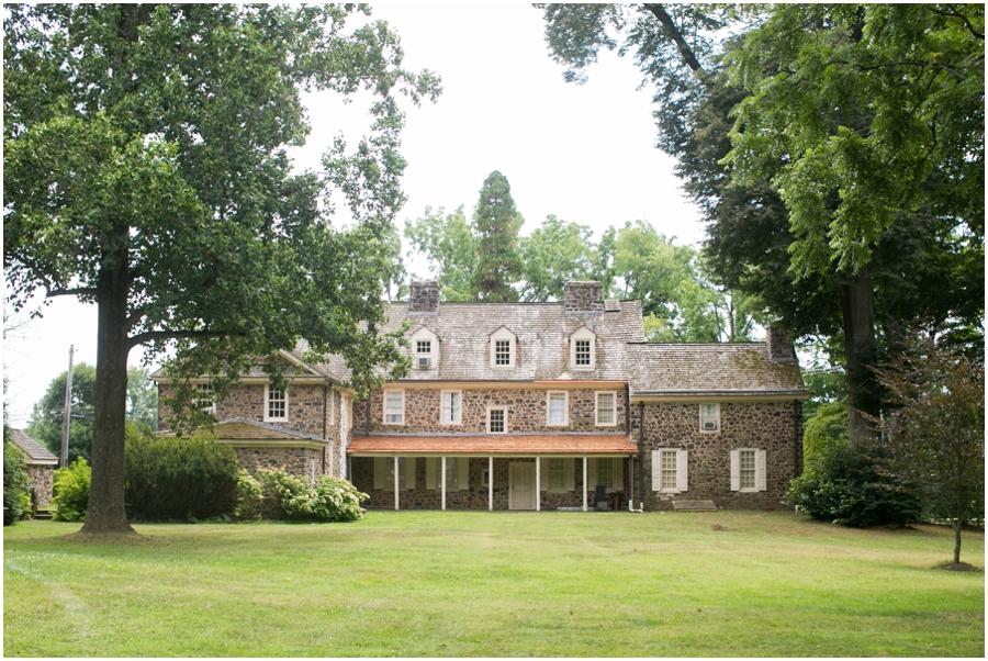 Waynesborough Historic House - Philadelphia Wedding Photography