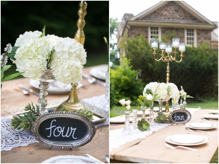 2hands studios - Flowers by Priscilla - Anthony Wayne House Wedding Photographer - Philadelphia Styled Shoot