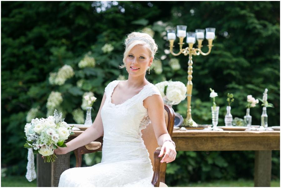 Anthony Wayne House Bridal Photographer - Philadelphia Bridal Photographer - Makeup by Trish