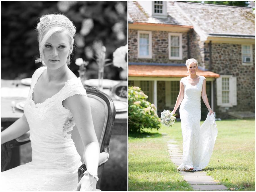 Anthony Wayne House Bridal Photographer - Philadelphia Bridal Photographer - Harleysville Bridal Shoppe