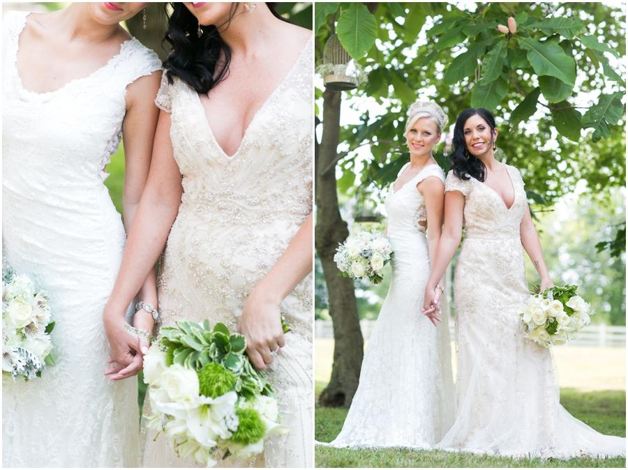 Waynesborough Historic Wedding Inspiration - Philadelphia Wedding Photographer - Harleysville Bridal & Tuxedo Shoppe
