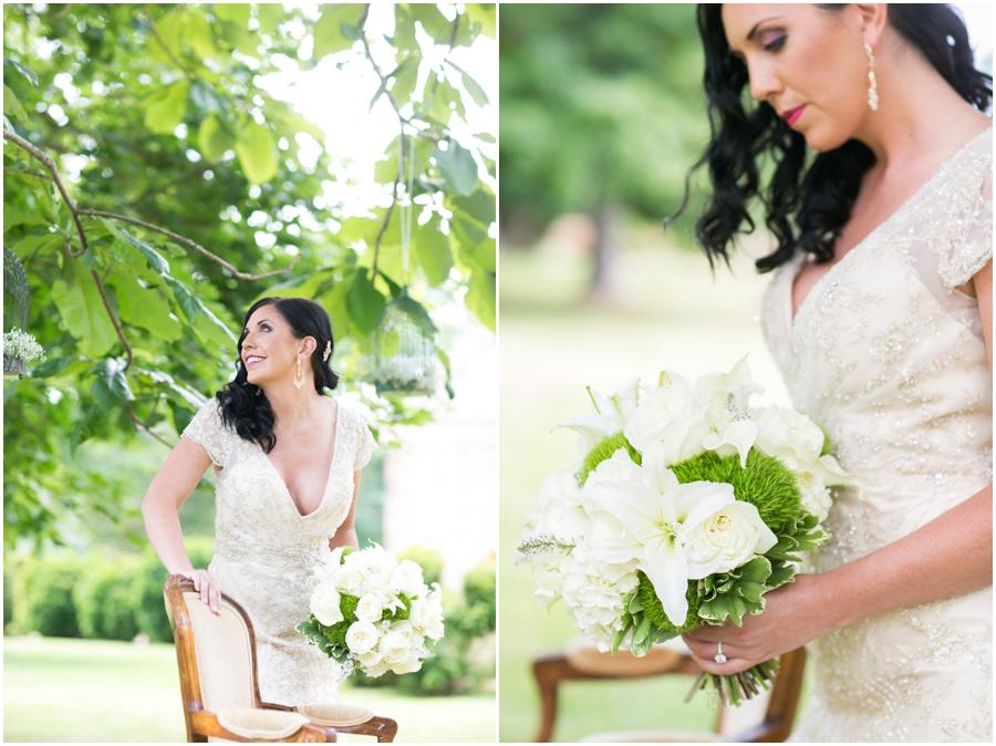 Anthony Wayne House - Philadelphia Wedding Photographer - Flowers By Priscilla