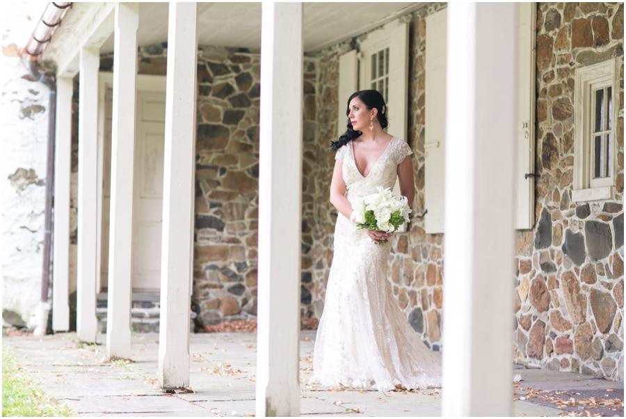 Anthony Wayne House - Philadelphia Styled Bridal Photographer - Harleysville Bridal & Tuxedo Shoppe