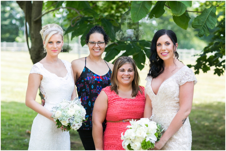 Anthony Wayne House Bridal Photographer - Philadelphia Bridal Makeup and Hair - Makeup by Trish