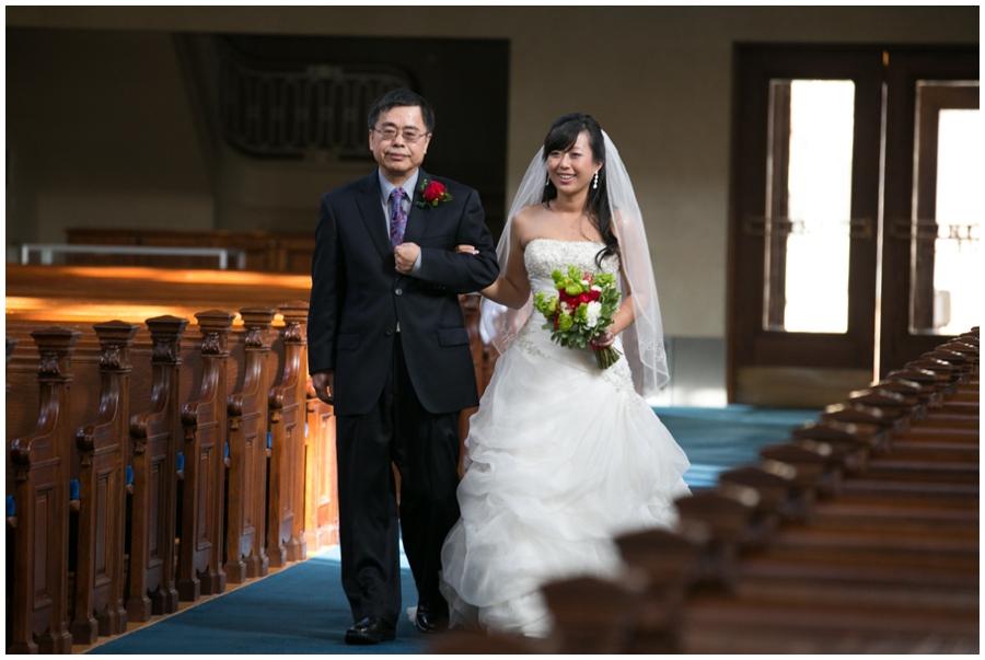 Annapolis Winter Wedding - USNA Wedding Photographer