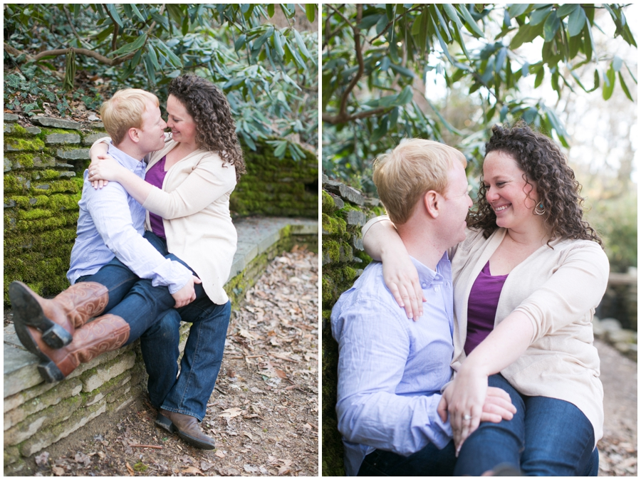 Rock Creek Park Engagement Photographer - Elizabeth Bailey Weddings