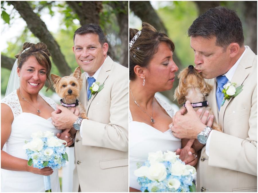 Waterfront Wedding - Philadelphia Elopement Photographer