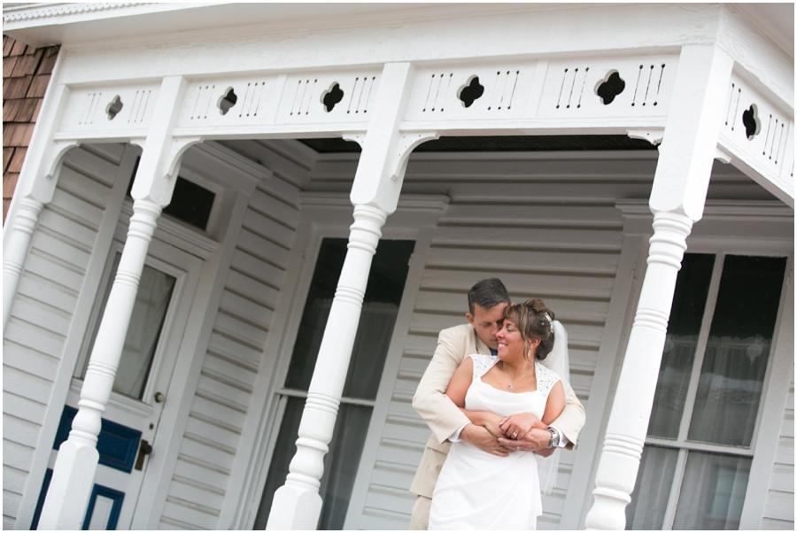 Philadelphia Elopement Photographer - Navy Wedding Photograph