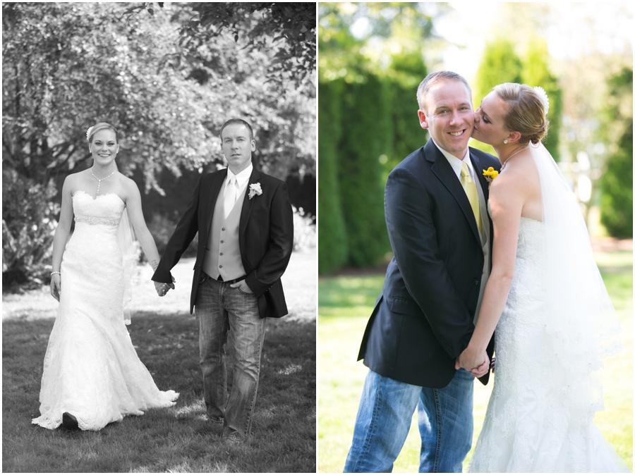 Washington Destination Wedding - Wine and Roses Country Estate Wedding