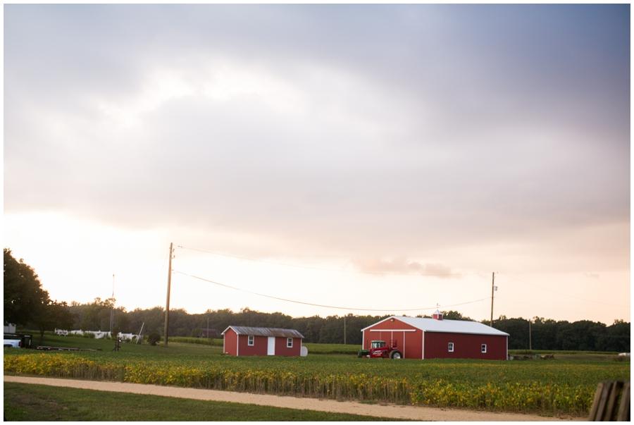 Patuxent Farm Engagement - Traveling Philadelphia Engagement Photographer
