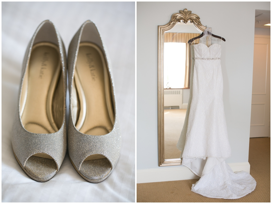 Tidewater Inn Wedding Details - Easton Wedding Photography