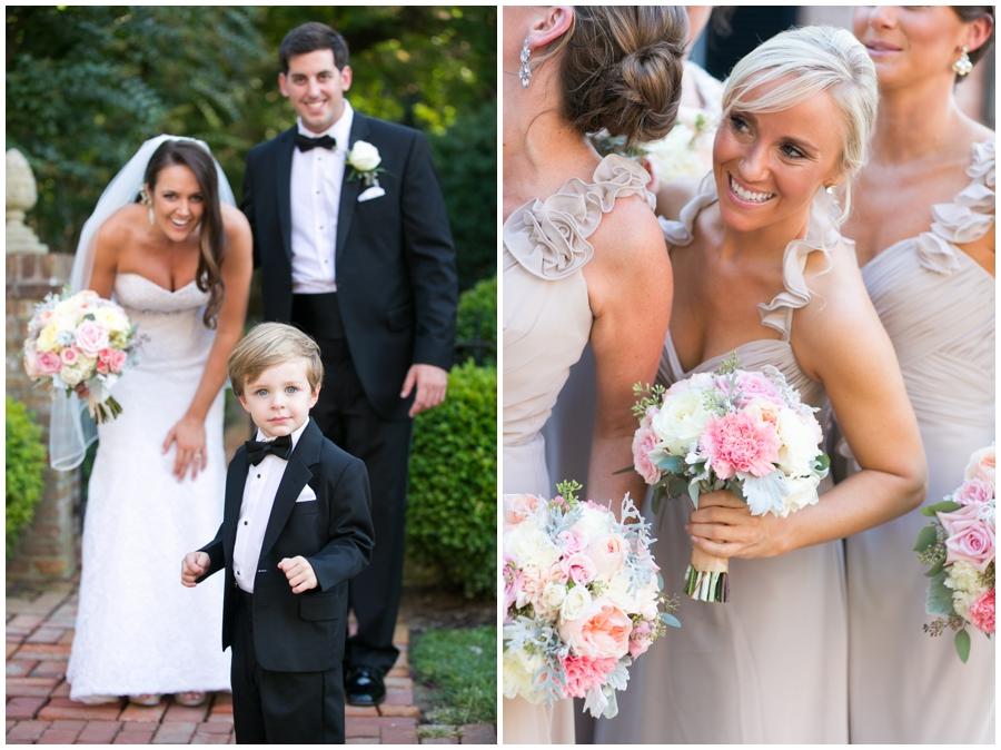 Chic Easton Wedding Party - Eastern Shore Wedding Photographer