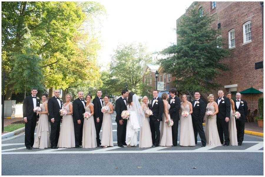 Chic Easton Wedding Photographer - Eastern Shore Wedding Photographer