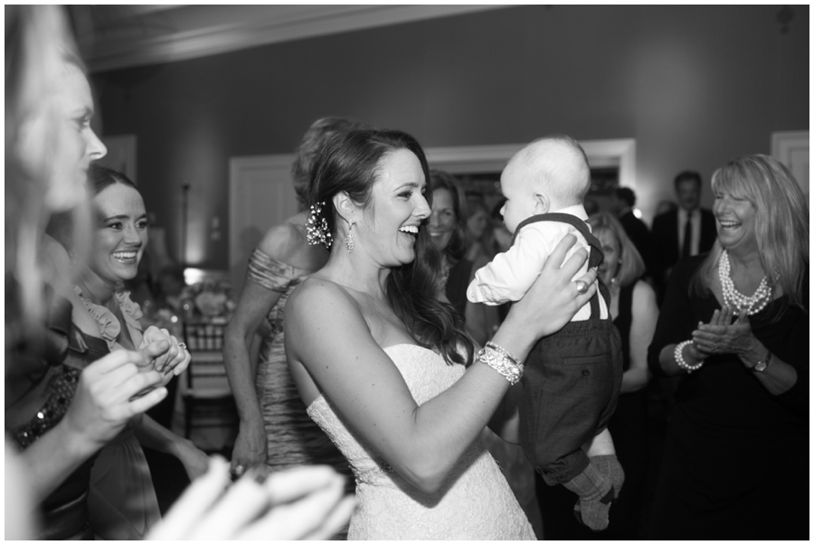 Tidewater Inn Reception Photography - Eastern Shore Wedding Photographer