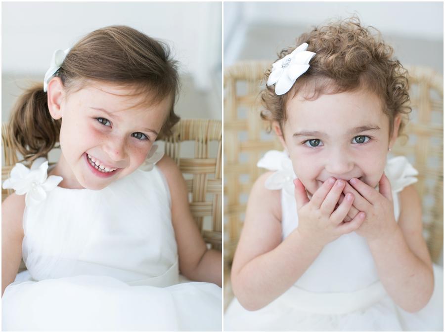 Chesapeake Bay Wedding Photographer - Flower Girl