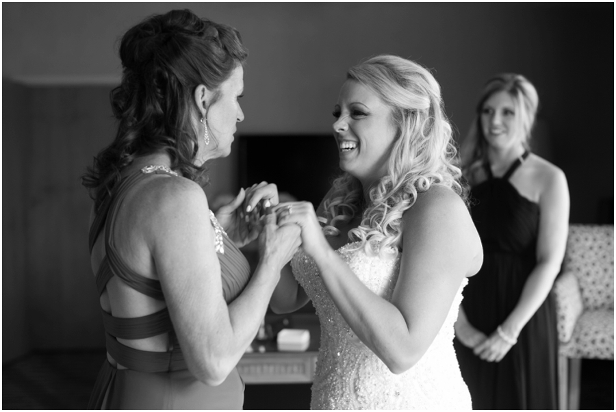 Eastern Shore Wedding Photographer - Allure Couture Bridal - Getting Ready