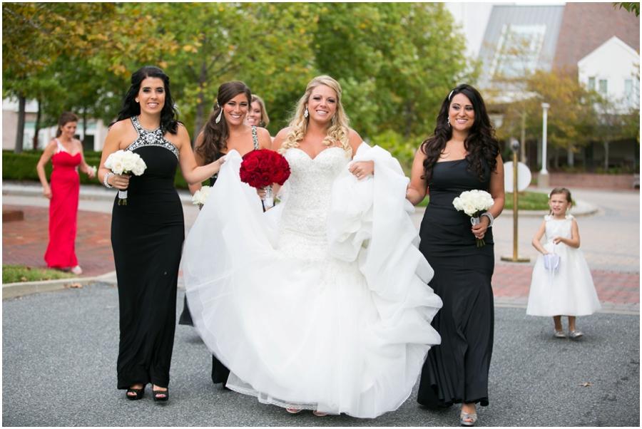 Cambridge Waterfront Wedding Photographer - Allure Couture Bridal Portrait