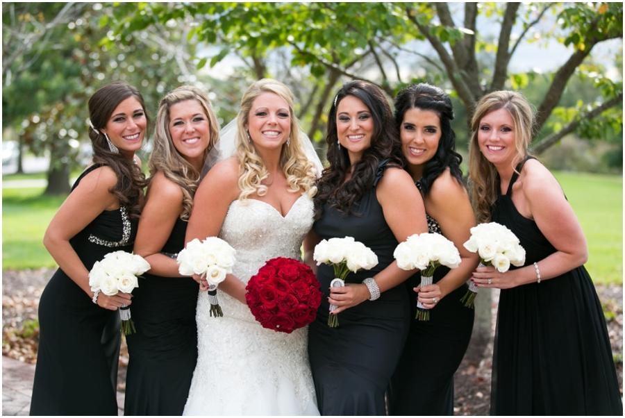 Cambridge Waterfront Wedding Photographer - Studio H Floral & Event Design Bridal Portrait