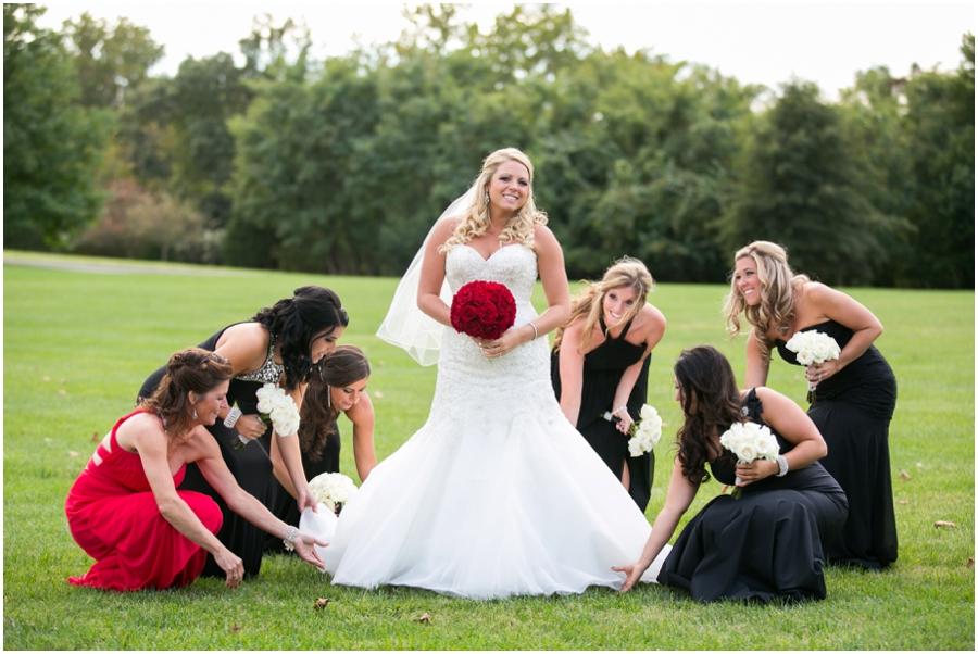 Cambridge Waterfront Wedding Photographer - Studio H Floral Design Bridal Portrait