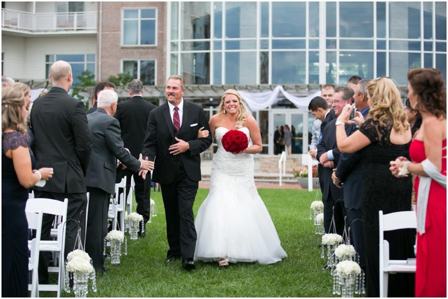 Hyatt Regency Chesapeake Bay Ceremony Photographer