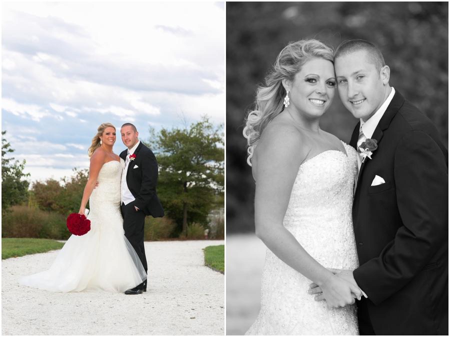 Hyatt Chesapeake Bay Wedding Photographer - Allure Couture Bridal Gown