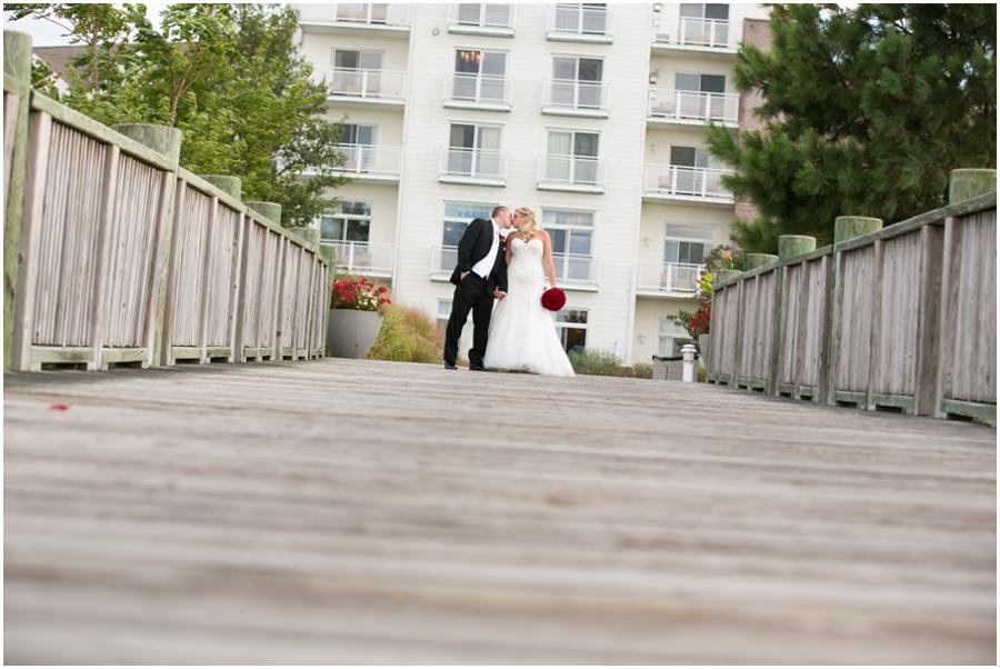 Destination Wedding Photographer - Hyatt Cambridge Maryland