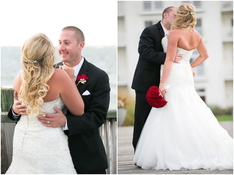 Destination Wedding Photographer - Hyatt Chesapeake Bay Maryland