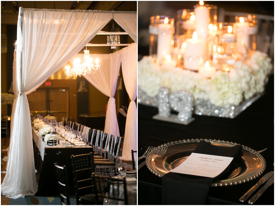 Hyatt Chesapeake Bay Wedding Photographer - Studio H Floral & Event Design
