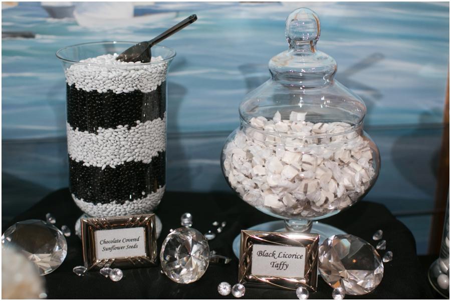 Hyatt Chesapeake Bay Candy Bar - Studio H Floral & Event Design