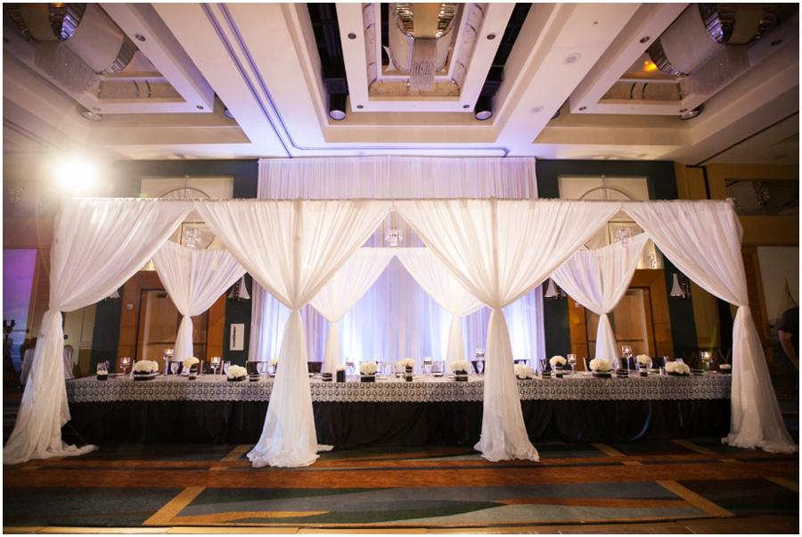 Hyatt Chesapeake Bay Wedding Party - Studio H Floral & Event Design