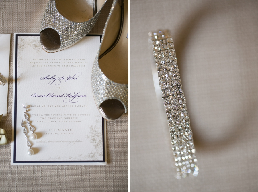 Jimmy Choo Nova - Rust Manor House Leesburg Wedding Details - Elizabeth Bailey Weddings