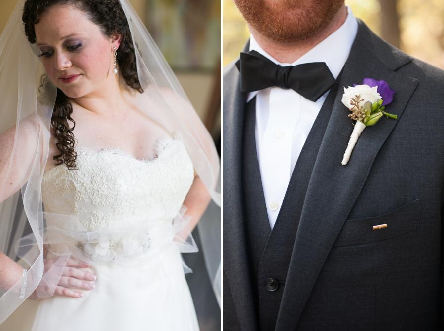 Rust Manor House Leesburg Wedding Details - Elizabeth Bailey Weddings - Francesca's Bridal