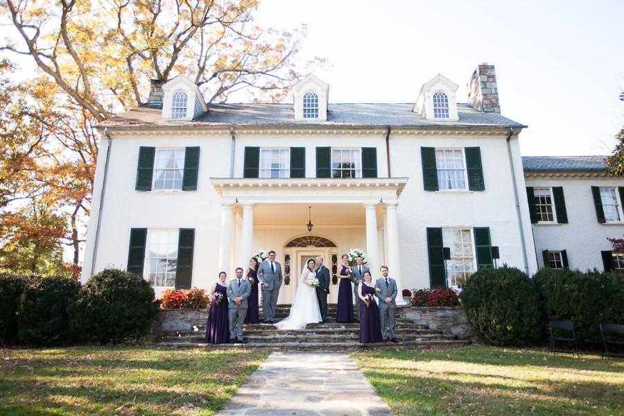 Rust Manor House Leesburg Virginia Wedding Photographer