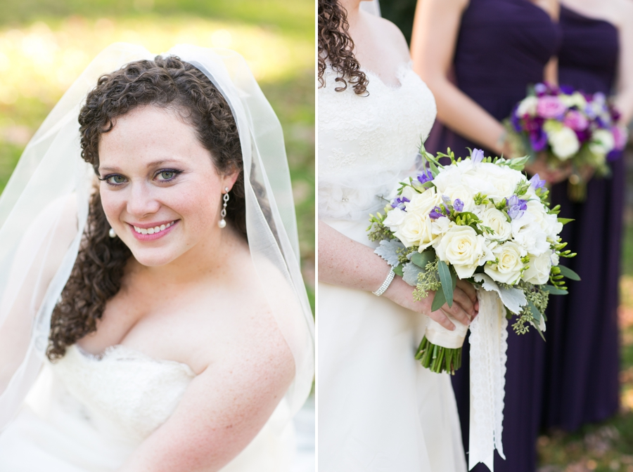 Rust Manor House Leesburg VA Bridal Photographer - Garden Wedding