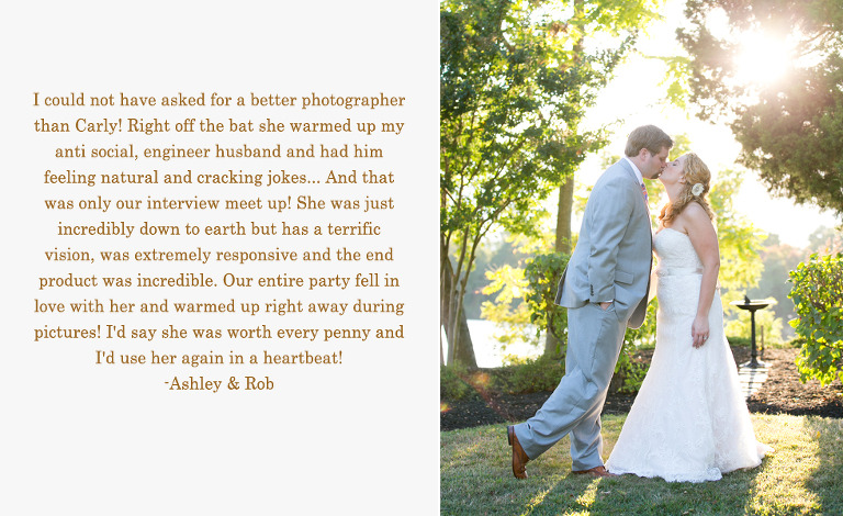 Southern Maryland Wedding Photographer - Review