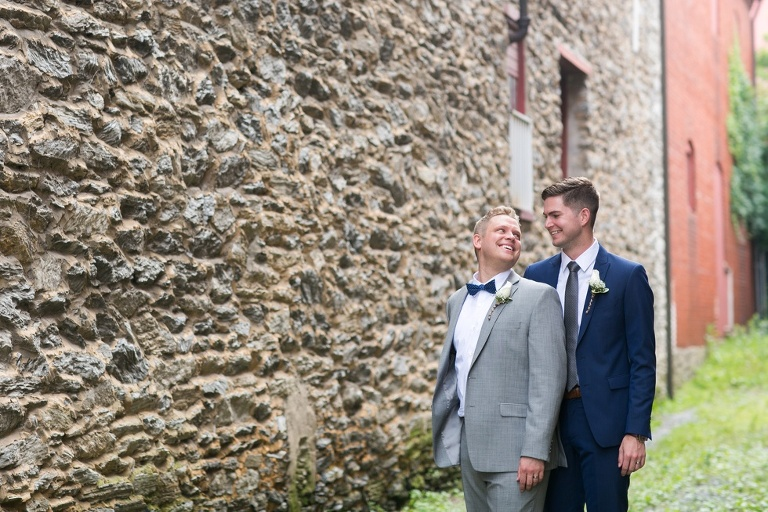 LGBTQ Marriage Equality wedding photographer in Philadelphia