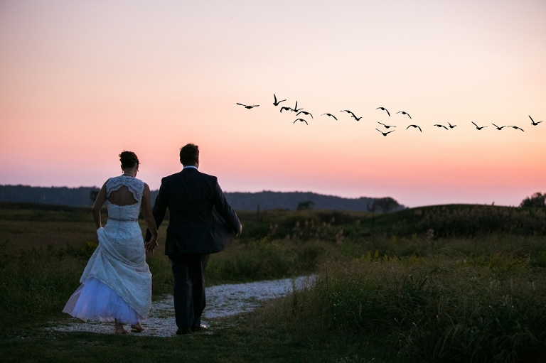 Lighthouse Point OCMD Wedding Photographer