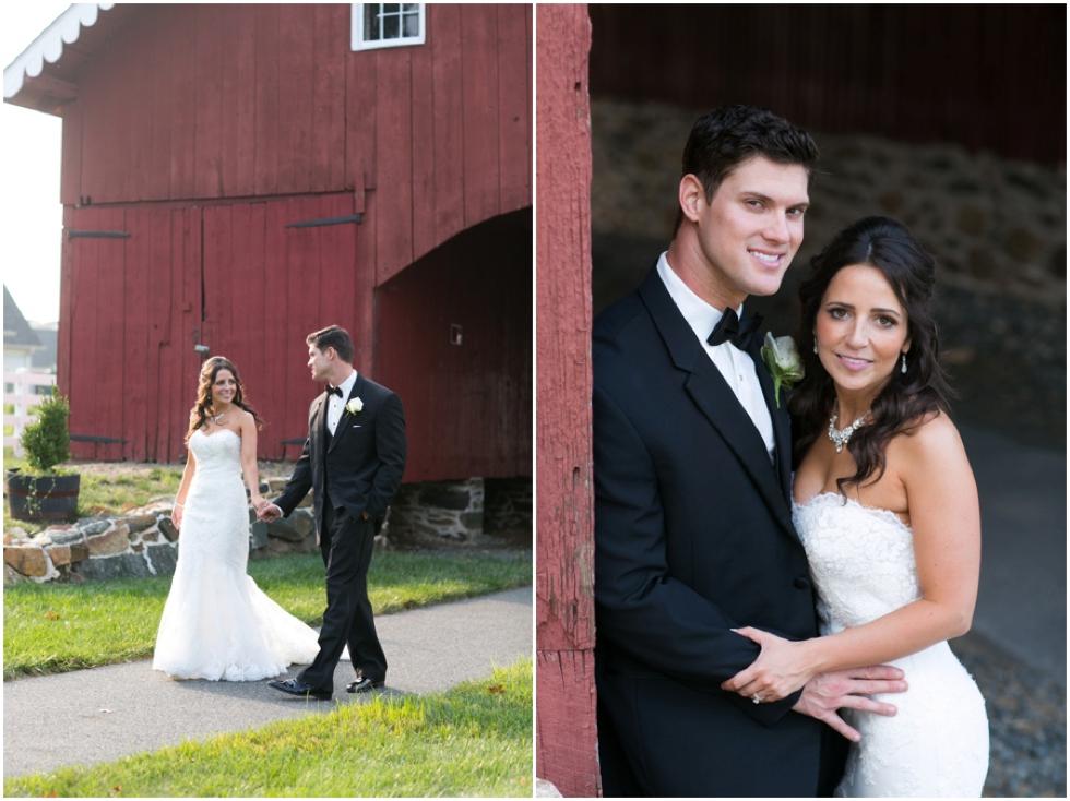 Baltimore Bride - Bulle Rock Wedding Venue Photograph