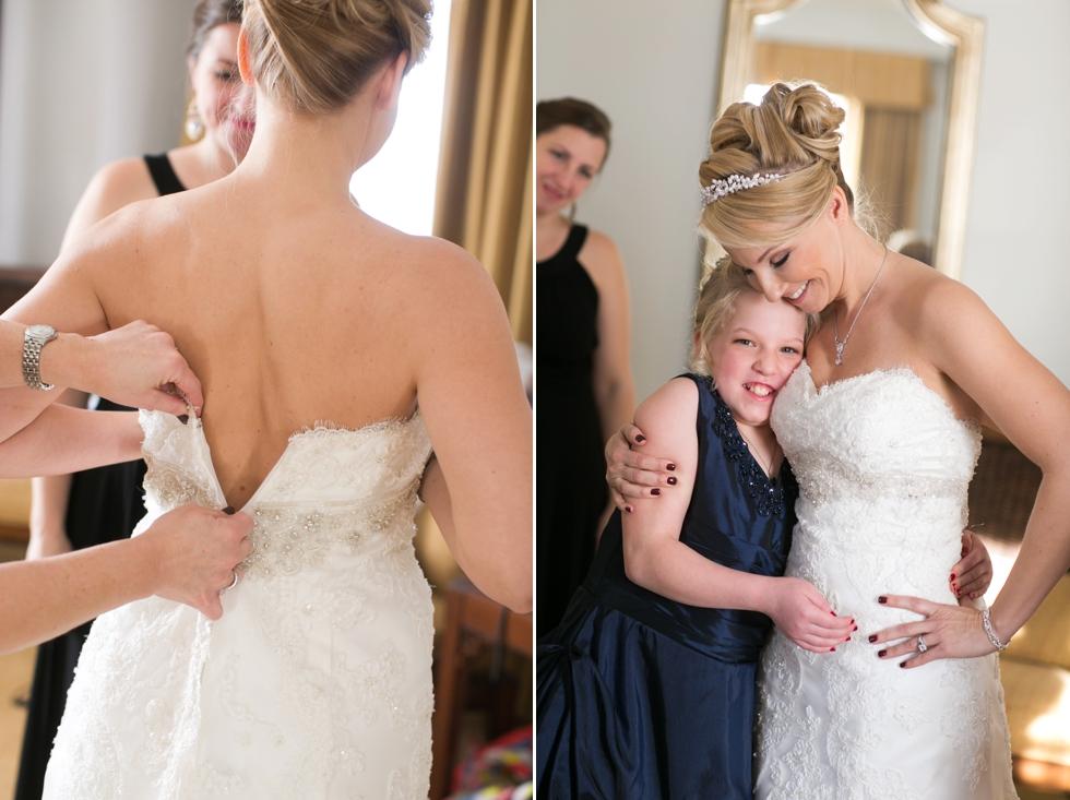 Tidewater Inn wedding photography - Studio 2 Makeup