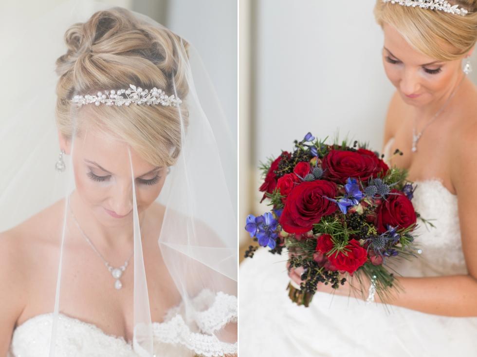 Tidewater Inn wedding photography - Monteray Farms Floral design