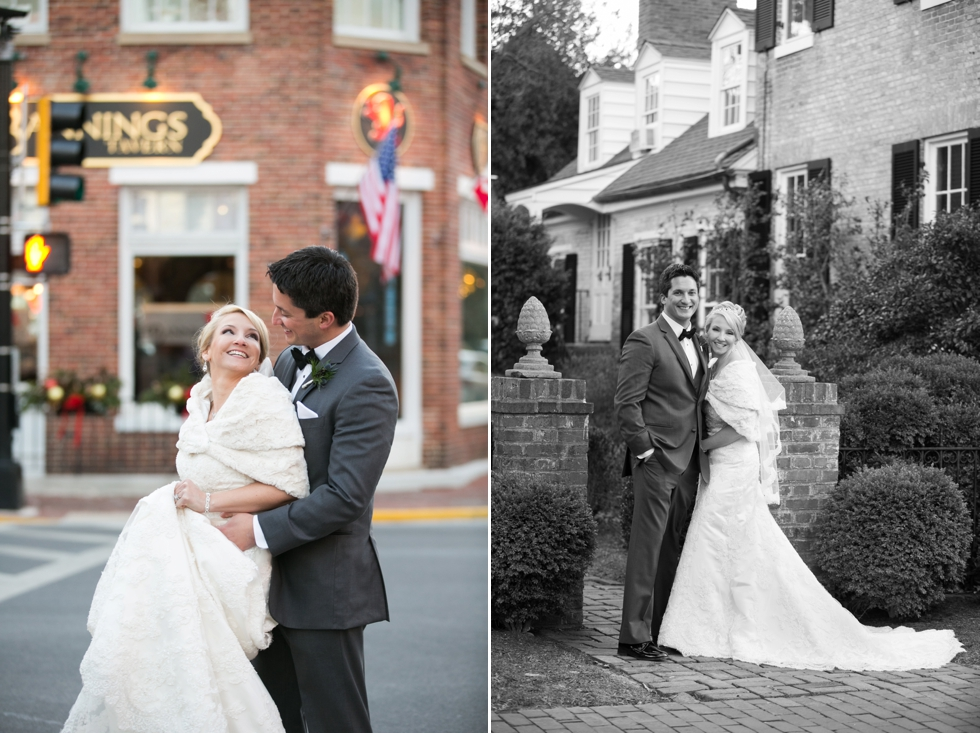 Eastern Shore Wedding Photographer - The Tidewater Inn Easton MD