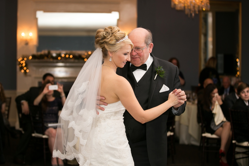 The Tidewater Inn Crystal Room Reception -  Father Daughter dance