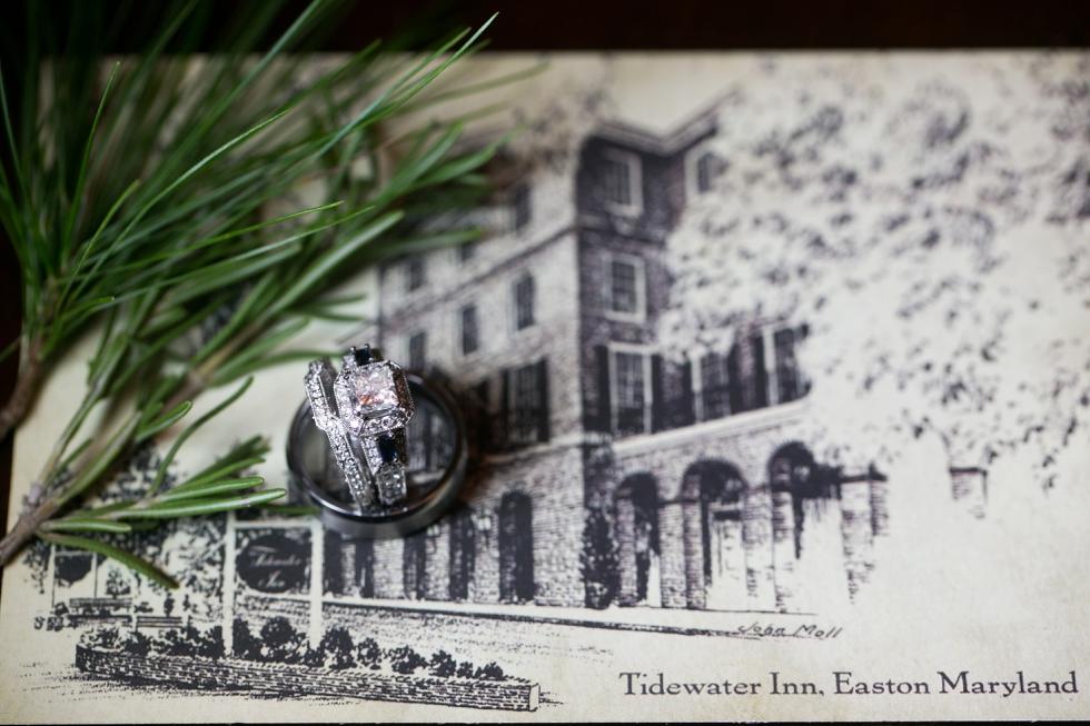 The Tidewater Inn Wedding Photographer - D K Jewelers