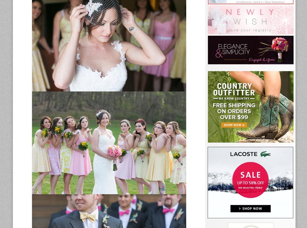 Eco-Beautiful Wedding - Maryland Wedding Photographer
