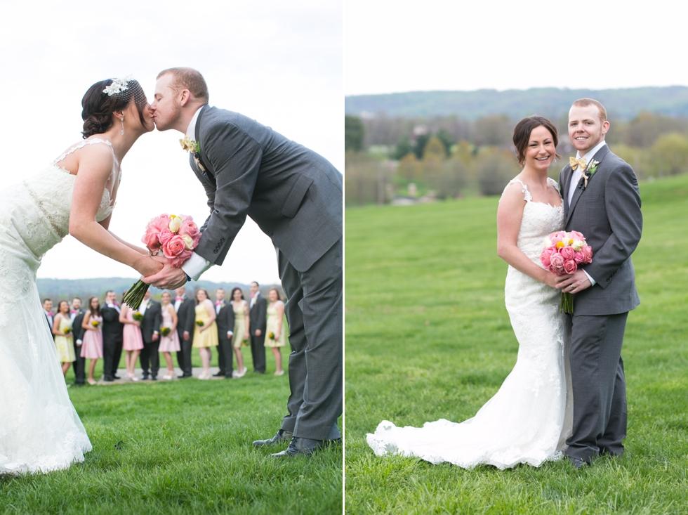 Eco-Beautiful Wedding - Oregon Ridge Wedding Photographer