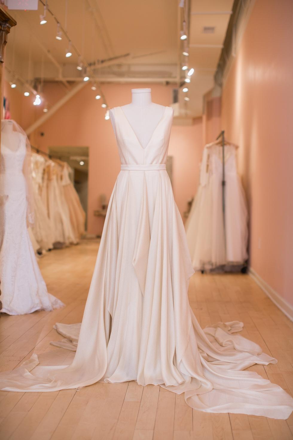 lovely bridal shop philadelphia - Old City wedding Photography