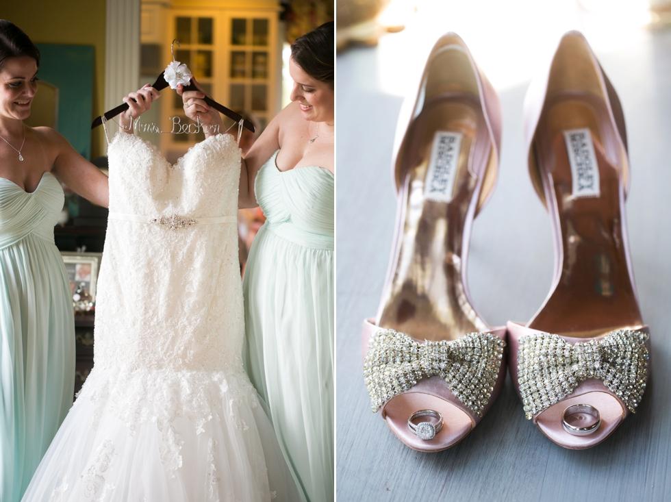 Elkridge Furnace Inn Wedding Photographer - Maggie Sottero Kleinfeld's