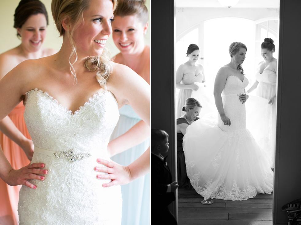 Philly Bride - Philadelphia Wedding Photographer - Maggie Sottero Kleinfeld's