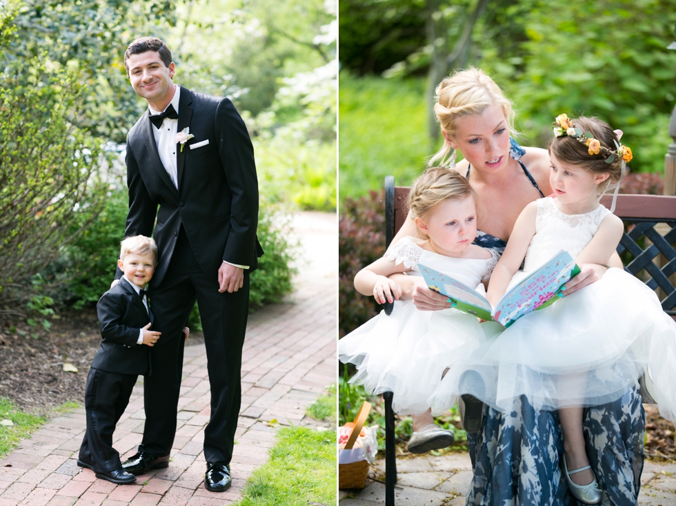 My Flower Box Events Wedding Photographs -  Kleinfeld bride